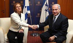 Netanyahu - Livni