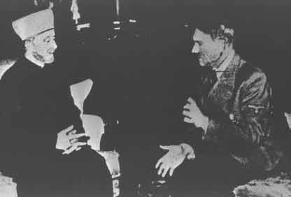 Mufti y Hitler